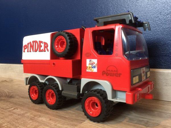 Camion Pinder Donnez vos avis !