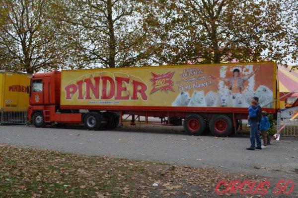 Pinder à Caen 2014 !