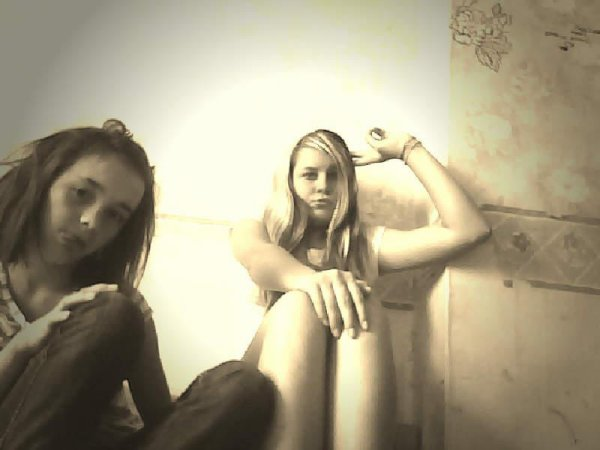 Mee and my Sister