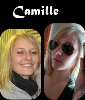 Camille  /  19 ans  /  74