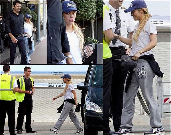 🎤 Shakira a donné une « Conférence de Presse ». 11 Juin 2011 - Francfort, Allemagne.