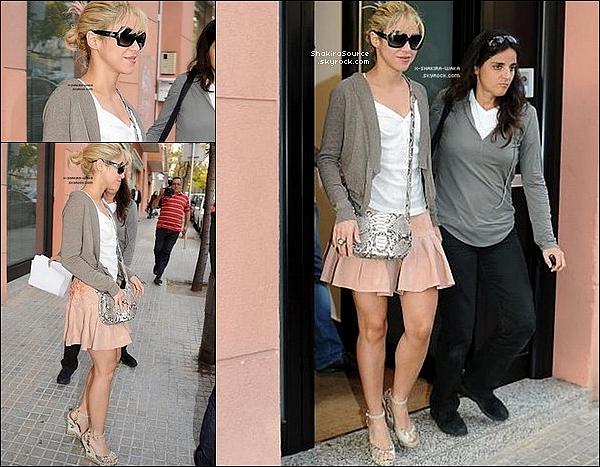 ✴️️ Shakira est allée à sa soirée hommage lors des « Latin Grammy Awards ». o9 Novembre 2011 - Las Vegas, Etats-Unis.