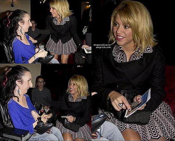 🎂 Shakira & Gérard ont « Fêtés Leurs Anniversaires » avec leurs familles & leurs amis. o2 Février 2012 - Barcelone, Espagne.