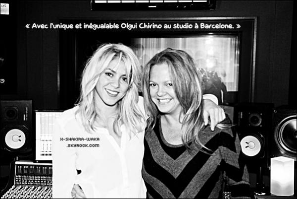 🎥 Sortie de la publicité de son parfum « Elixir by Shakira ». o9 Juin 2012.