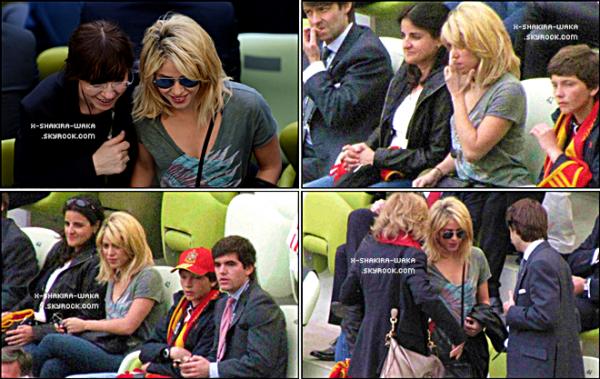 🏠 Shakira & Gérard ont été vus « Quittant leur Hôtel ». o9 Juin 2012 - Gdansk, Pologne.