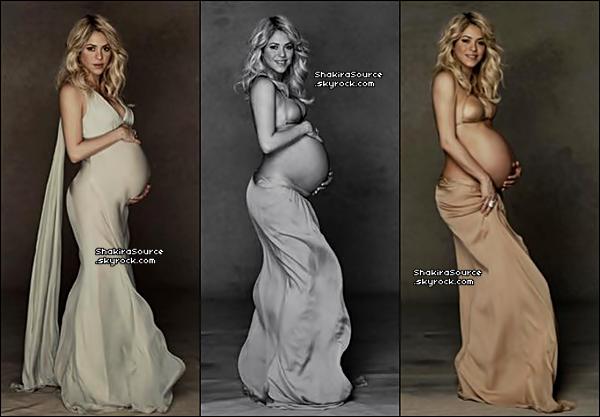 📷 Shakira & Gérard ont réalisés un « Photoshoot » afin de récolter des fonds pour l'UNICEF. 14 Janvier 2o13, Barcelone - Espagne.
