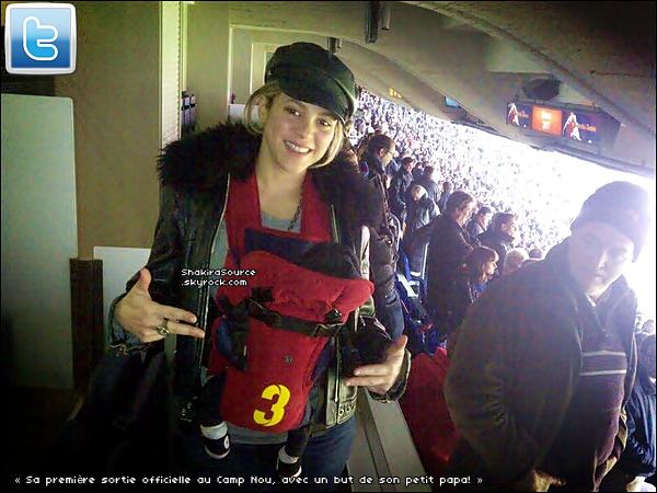 🏥 Shakira a été vue quittant la « Clinique Teknon ». 14 Février 2o13, Barcelone - Espagne.