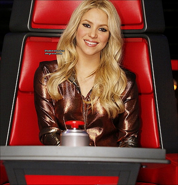 📷 Shakira a posté une « Photo de Milan ». 15 Avril 2o13, Barcelone - Espagne.