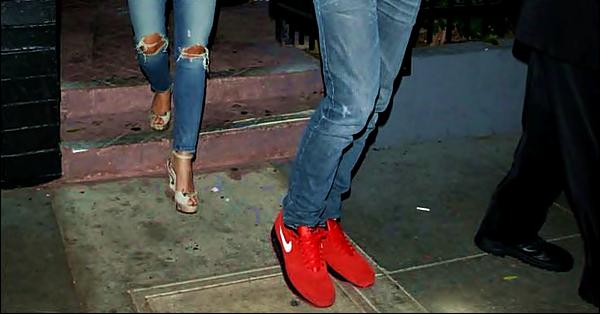 🎉 Puis, Shakira & Gérard sont allés au « Emerson Nightclub ». 24 Juillet 2o13. Hollywood - Etats-Unis.