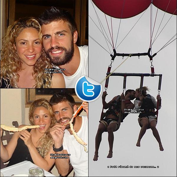 📷 Shakira a posté des photos de Milan dans un « Studio d'Enregistrement ». 3o Juillet 2o13. ? .