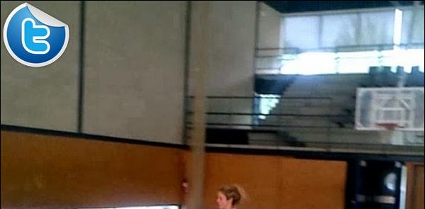 ⚽ Puis, Shakira était au « Camp Nou ». 24 Septembre 2o13. Barcelone - Espagne.