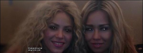 🎥 Shakira était sur le « Tournage d'un Clip ». o7 Décembre 2o13 - Los Angeles, Etats-Unis.