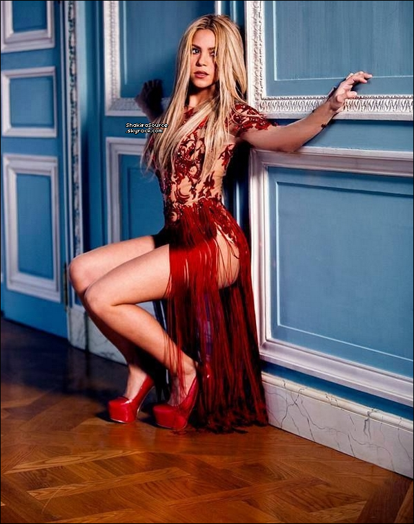 . Single - 13 Janvier 2o14  - Le nouveau single de Shakira « Can't Remember to Forget You » est sortie ainsi que quelques photos du clip.    .