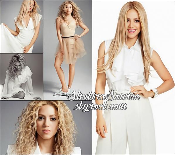 04 Mars 2014  | Shakira fera la couverture du magazine Latina pour le mois d'Avril 2014.  Dans l'interview Shakira sera se livre sur son rôle de maman, sur sa musique, etc...