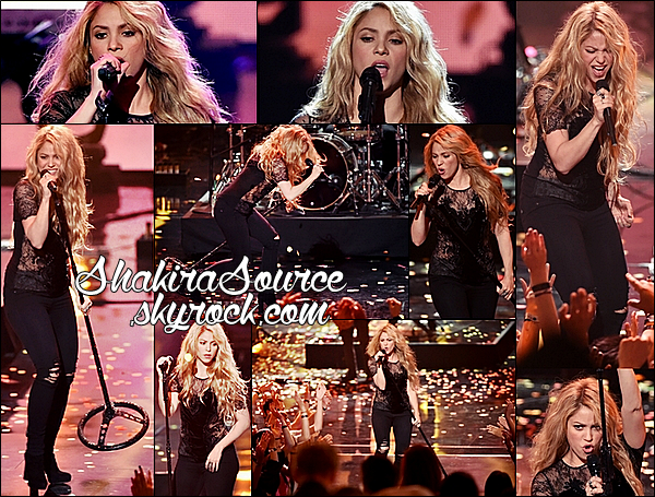 🎤 Shak est allée à « The Shrine Auditorium »   pour les « 2014 iHeartRadio Music Awards ». o1 Mai 2014 - Los Angeles, Etats-Unis.