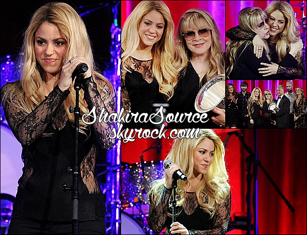 🎤 Shakira était au « Beverly Wilshire Hotel »  pour chanter pour les « BMI Pop Music Awards 2014  ». 13 Mai 2014 - Beverly Hills, Etats-Unis.