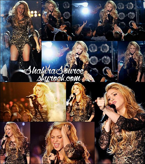 ✴️ Shakira & Gérard étaient aux « MGM Grand Garden Arena » pour les « 2014 Billboard Music Awards ». 18 Mai 2014 - Las Vegas, Etats-Unis.