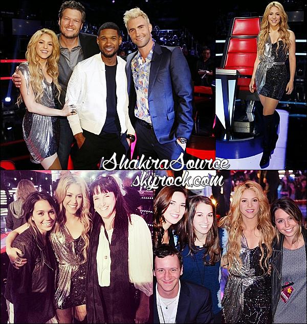 🍴 Shakira & Gérard sont ensuite allés dîner au « Matsuhisa Restaurant ». 2o Mai 2014 - Beverly Hills, Etats-Unis.