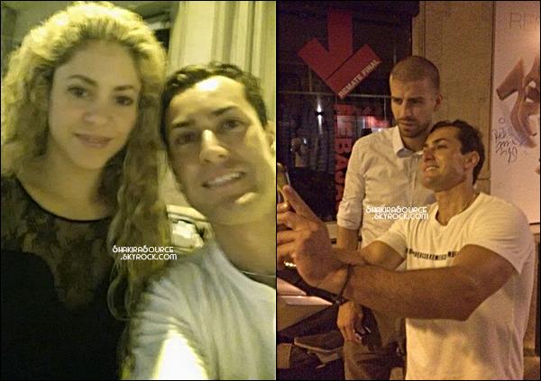 🚗 Promenade en voiture avec Gerard.  26 Juillet 2014, Barcelone.