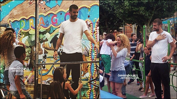 📹 Making Of The Album: Shakira.  11 Août 2014, Barcelone.
