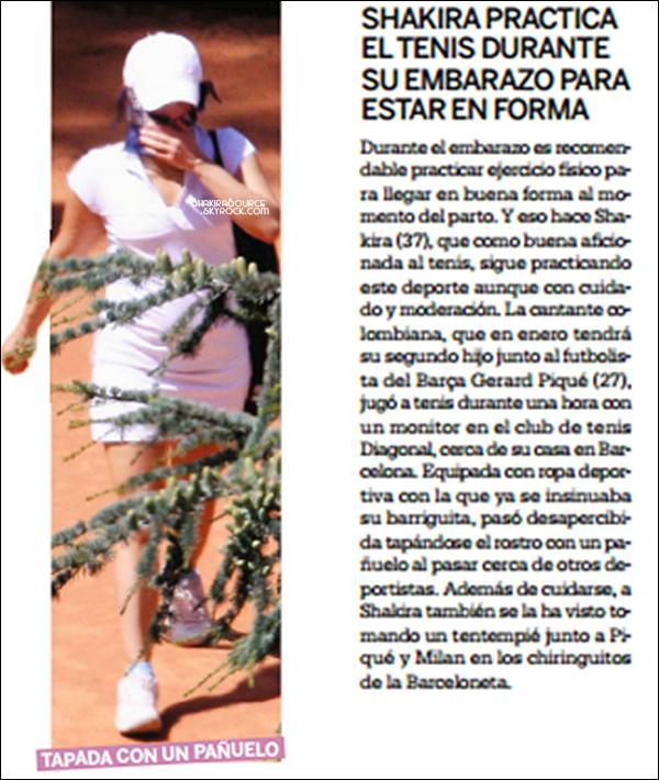 🎾 Cours de Tennis au club Diagonal.  17 Août 2014, Barcelone.