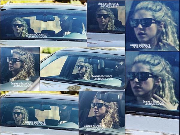 🚗 Promenade en voiture avec Gerard.  25 Août 2014, Barcelone.