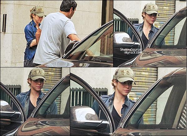 📖 Shakira a posté une vidéo de Milan qui apprend à lire.  24 Septembre2014, Barcelone