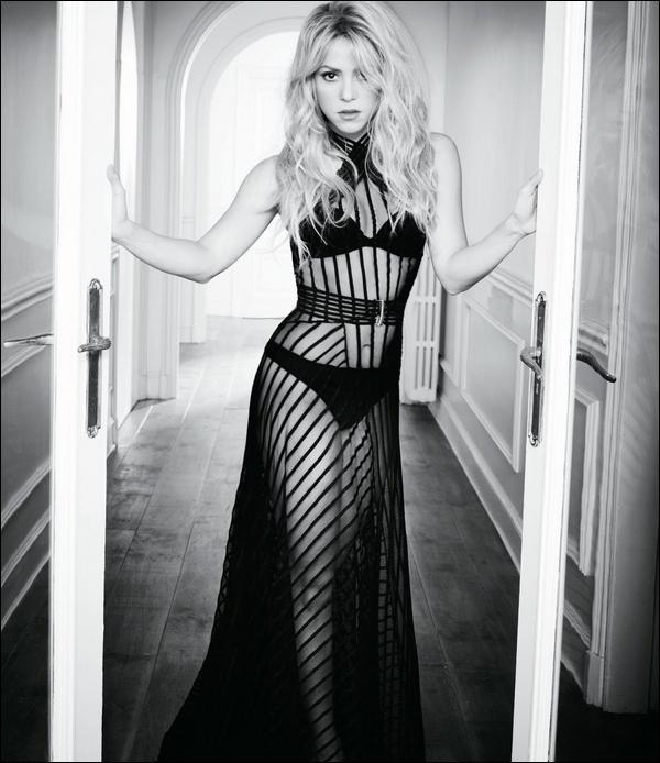 📝 Interview de Shakira pour La Nacion.  Octobre 2014, Argentine.