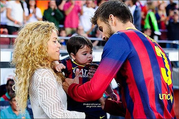 🎤 Interview de Shakira pour le journal espagnol El Pais.  17 Janvier 2015. Espagne.