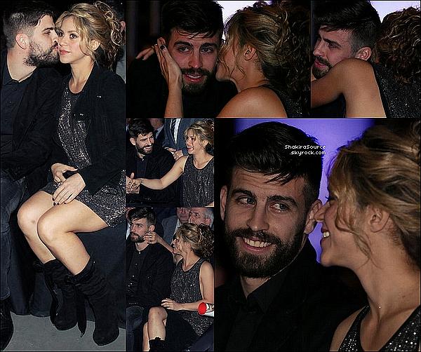 📷 Shakira a été vue dans les « Rues de Barcelone ». 28 Janvier 2o16 - Barcelone, Espagne.