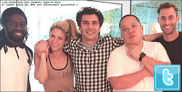 🎢 Shakira & Gerard sont allés au « Granja Aventura Park » 2o Août 2016 Barcelone - Espagne.