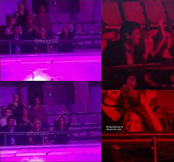 🎤 Shakira était dans les « Studios d'Enregistrement » . 15 Octobre 2o16 - Barcelone, Espagne.