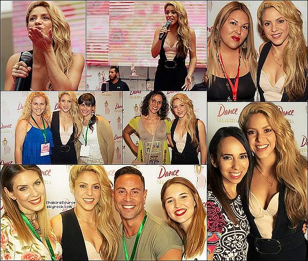 ✈️ Shakira a été vue au « Guarulhos International Airport ». o6 Décembre 2o16 - Sao Paulo, Brésil.