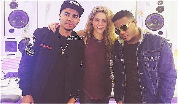 ❄️ Shakira & Milan ont été vus « Faisant de la Luge ». 12 Décembre 2o16 - Alp - Espagne.