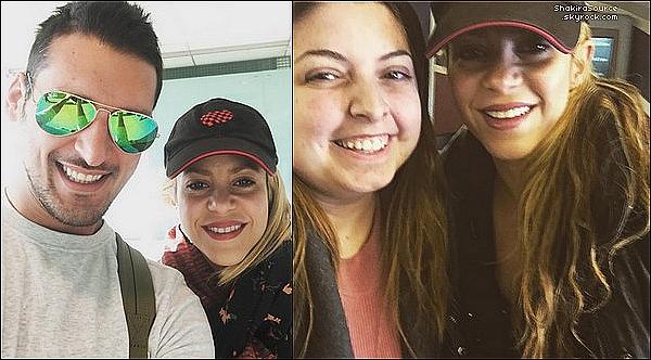🎇 Shakira a publié une photo pour le « Réveillon du Nouvel-An ». 31 Décembre 2o16 - Barcelone, Espagne.