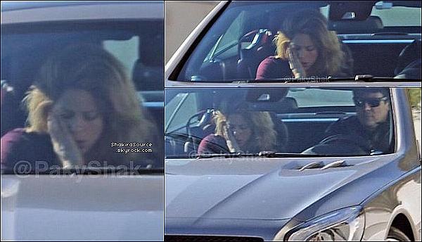 🎥 Shakira & Prince Royce étaient sur le « Tournage du Clip Deja Vu ». o7 Mars 2o17 - Barcelone, Espagne.