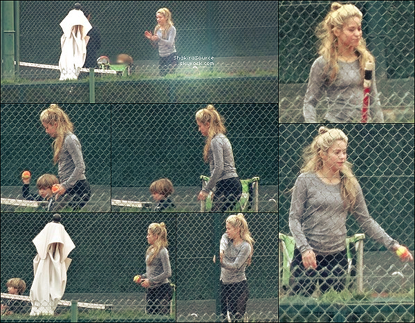 🎥 Shakira était sur le « Tournage de Me Enamoré ». o1 Mai 2o17 - Barcelone, Espagne.