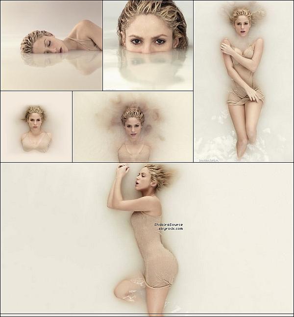 Sortie du Nouvel Album de Shakira : « El Dorado » !