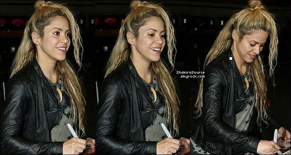 🎾 Shakirast allée à son « Cours de Tennis ». o6 Juin 2o17 - Barcelone - Espagne.