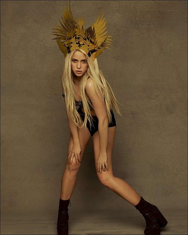 📷 Shakira a donné une Interview pour Clarín Magazine.  Juin 2o17. Etats-Unis.