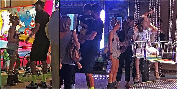 🎥 Shakira a posté une photo d'elle & Jaume de Laiguana dans un  « Studio d'Enregistrement ». 31 Août 2o17 - Barcelone, Espagne.