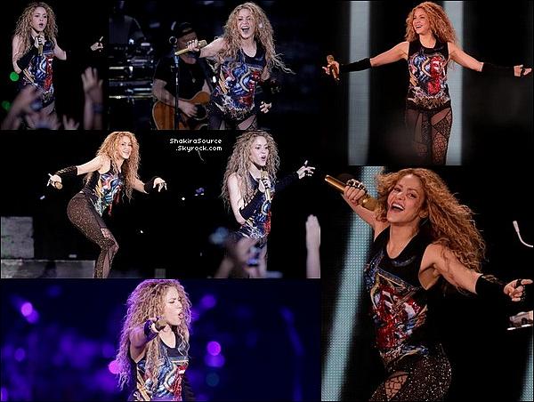 🚶 Shakira a été vue quittant le «  Excelsior Hotel Ernst ». o6 Juin 2o18 - Cologne, Allemagne.
