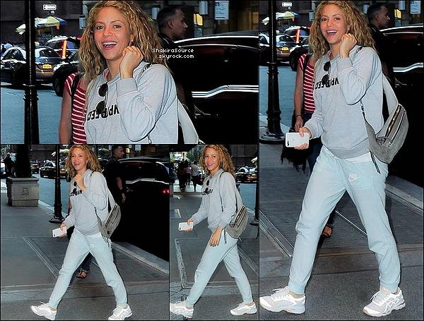 🎤 Shakira a donné un Concert au « Madison Square Garden » pour El Dorado Tour. 1o Août 2o18 - New-York, Etats-Unis.