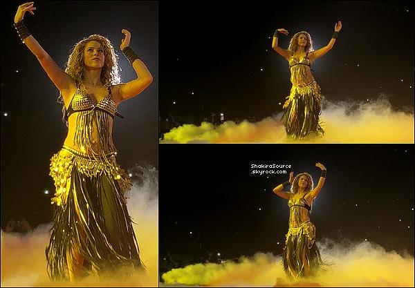 🎤 Shakira a donné un Concert au « American Airlines Center » pour El Dorado Tour. 21 Août 2o18 - Dallas, Etats-Unis.