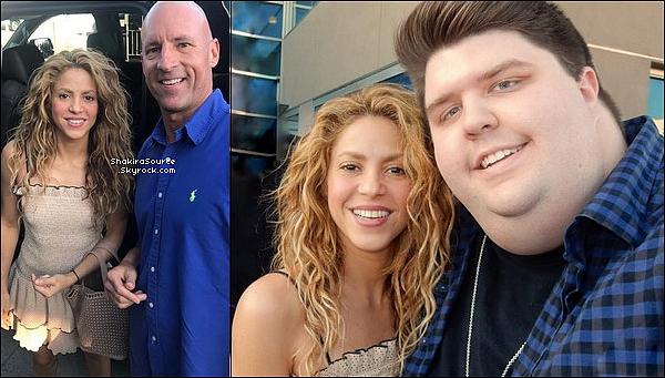 🎤 Shakira a donné un Concert au « Valley View Casino Center » pour El Dorado Tour. o5 Septembre 2o18 - San Diego, Etats-Unis.