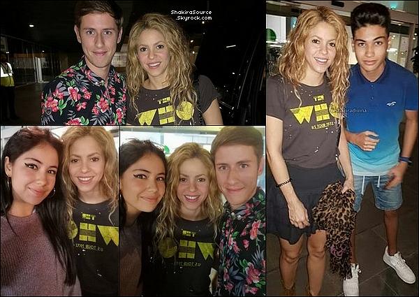 🍴 Shakira & Gérard sont allés dîner au « Restaurant Aligué ». 3o Septembre 2o18 - Barcelone, Espagne.