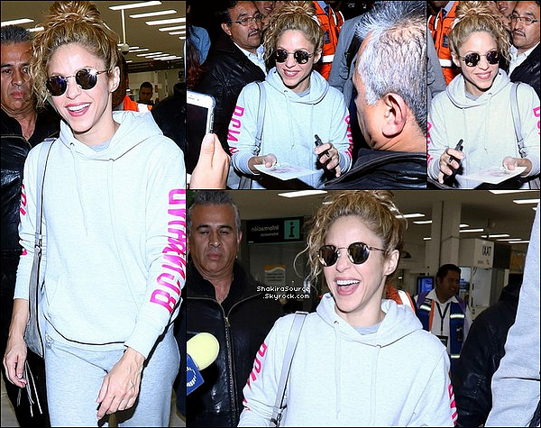 🎤 Shakira a donné un Concert au « Estadio Azteca » pour El Dorado Tour. 11 Octobre 2o18 - Mexico, Mexique.