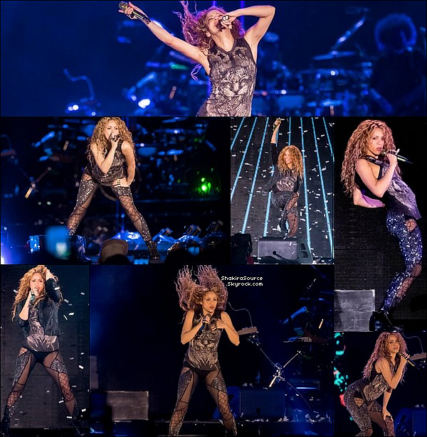 🎂 Shakira a « Fêté l'Anniversaire de son frère Tonino » à leur hôtel. 15 Octobre 2o18 - Guadalajara, Mexique.