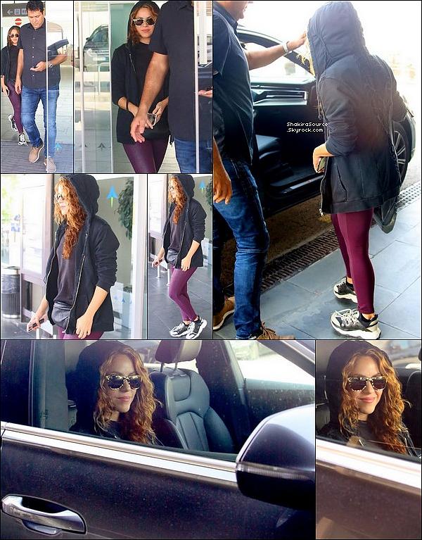 🎃 Shakira a posté une « Photo d'Elle fêtant Halloween ». 31 Octobre 2o19 - Barcelone - Espagne.