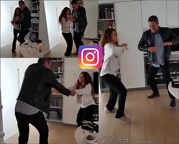 🎥 Shakira a posté une vidéo à l'occasion de « L'Anniversaire de son frère Tonino ».  15 Octobre 2020 - Barcelone, Espagne.